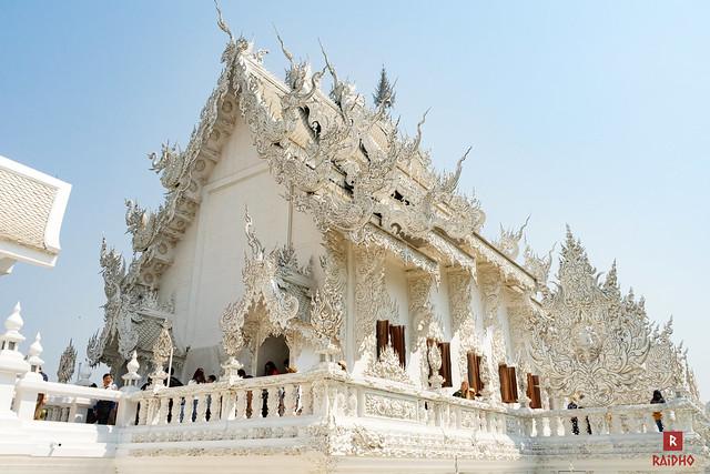 The White Temple, Chiang Rai, Thailand (February 2019)