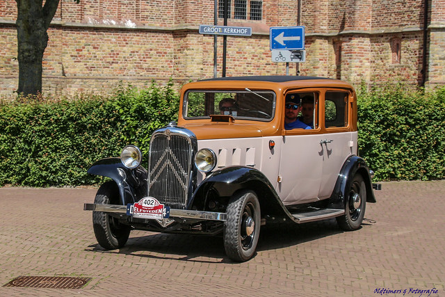 1934 Citroën Rosalie - DZ-09-14