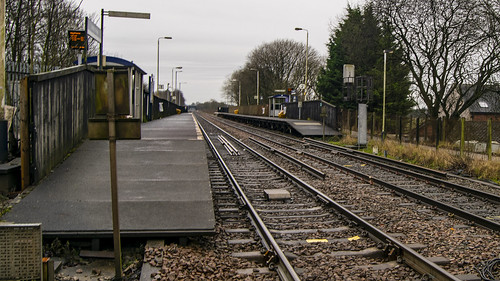 Smithy Bridge Railway Station