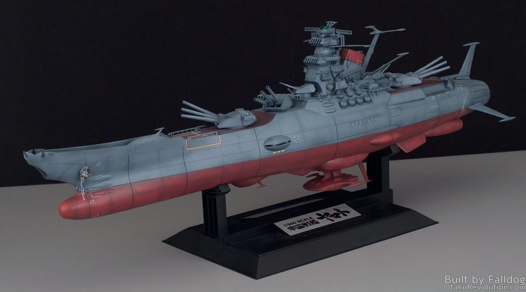 1-500 Space Battleship Yamato WIP 1