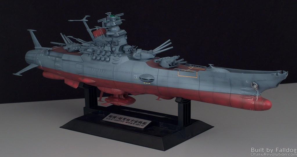 1-500 Space Battleship Yamato WIP 2