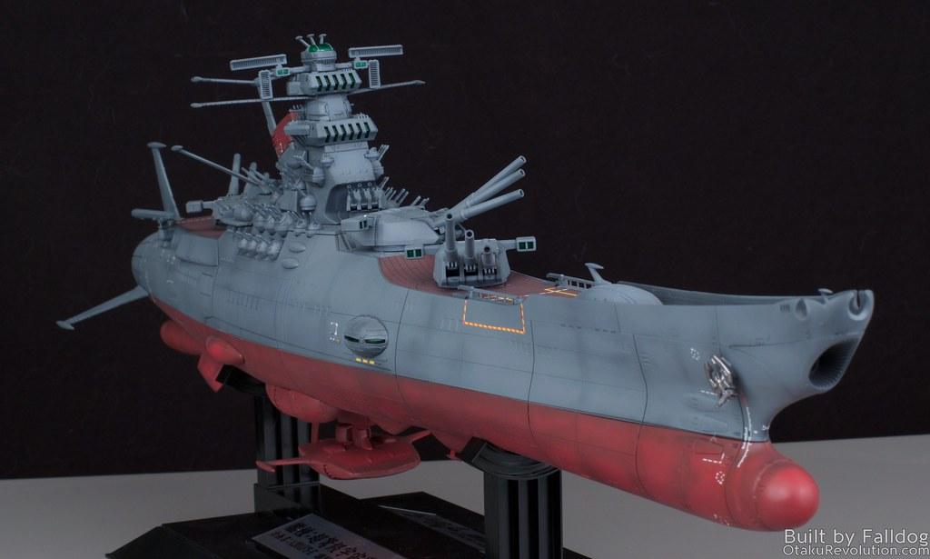 1-500 Space Battleship Yamato WIP 4