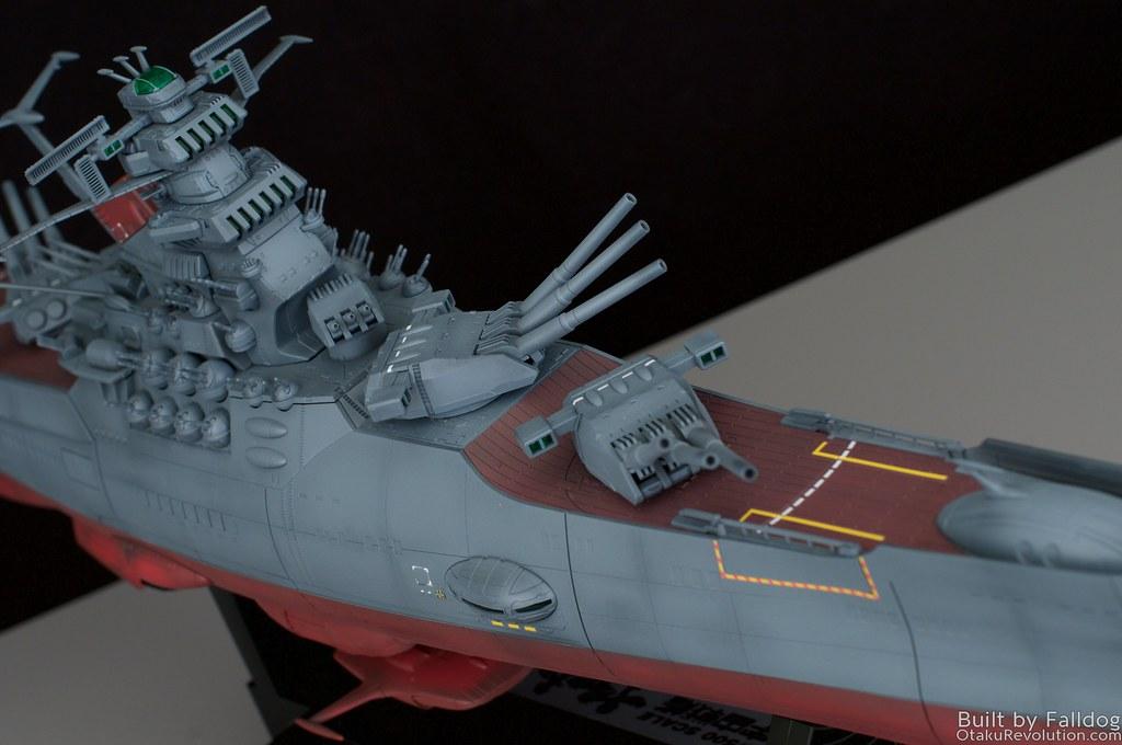 1-500 Space Battleship Yamato WIP 6