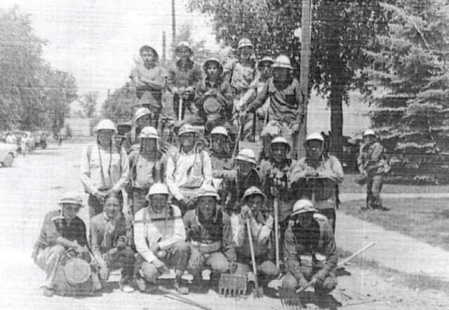 Taos Pueblo Snowball Crew