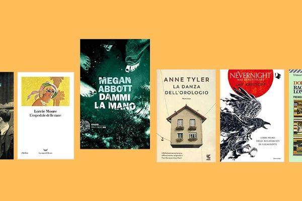 10 romanzi da leggere nel 2020