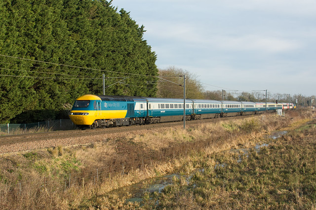 43006 Ely 31/12/19 - 5L46 0441 Craigentinny T.&R.S.M.D to Ely Mlf Papworth Sidings