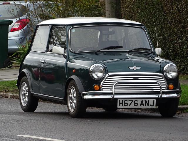 1990 Rover Mini Cooper