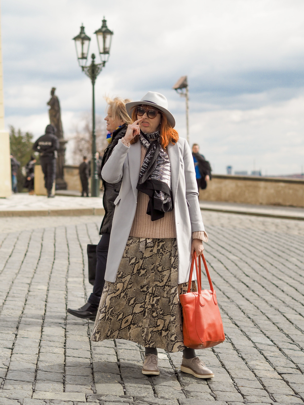 Not Dressed As Lamb Fashion Blogger Bloopers & Outtakes 2019 | The one where I acted very childishly in Prague
