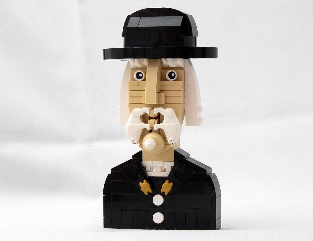 LEGO® MOC by vitreolum: Constable