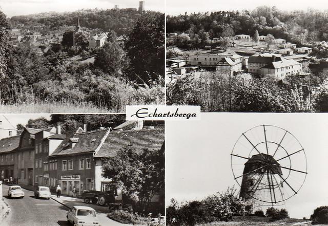 DDR AK - Eckartsberga 1985