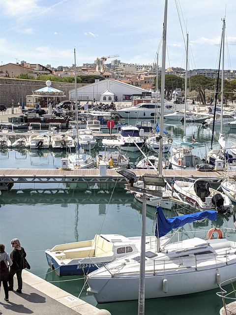 Harbour - Antibes