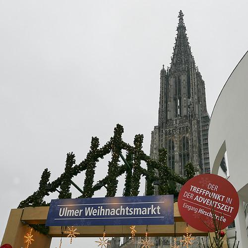 Ulm ( e mercatino di Natale)