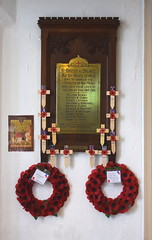 to honour the moemory of the men who gave their lives in the Great War 1914-1919