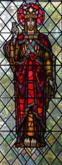 Christ in Majesty (William Morris of Westminster, 1952)