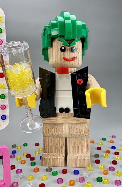 Lego Happy New Year 2020