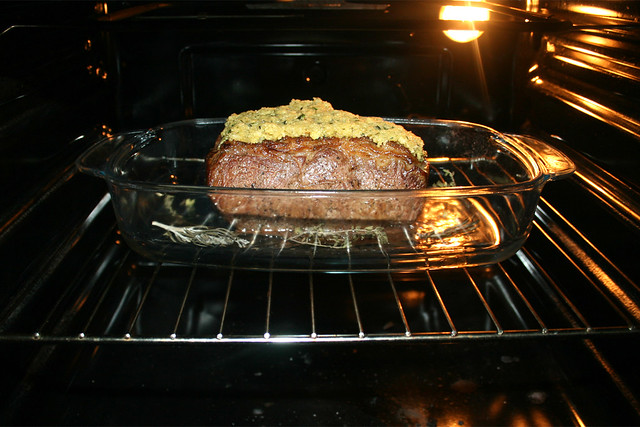 51 - Weiter im Ofen garen / Continue bake in oven