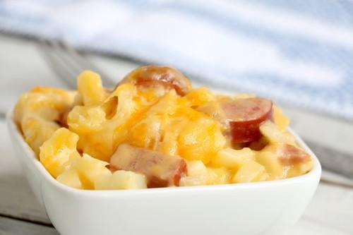 Crock-Pot-Cheesy-Kielbasa-Hash-Browns