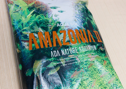 packaging for ADA Amazonia II Substrate