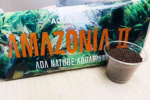 ada Amazonia ii substrate