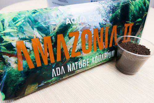 ADA amazonia ii planted aquarium substrate