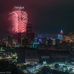 Taipei101 Countdown Fireworks 2020