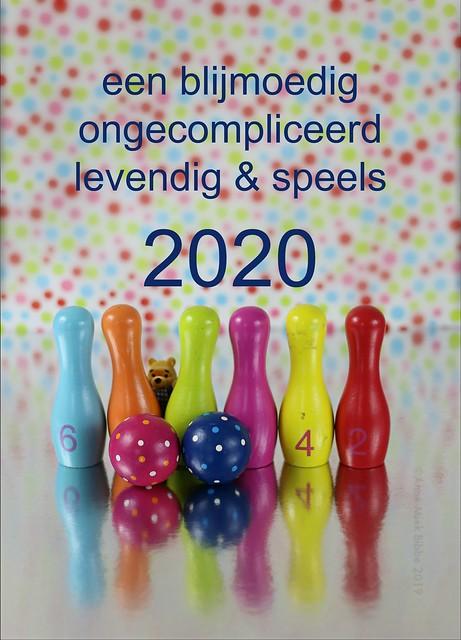 A JOYFUL 2020 || EEN BLIJMOEDIG 2020