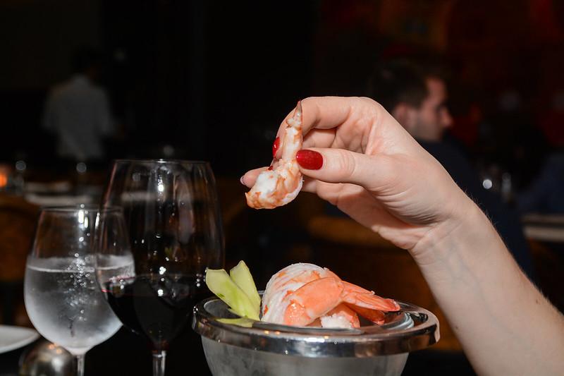 Chops Shrimp Cocktail
