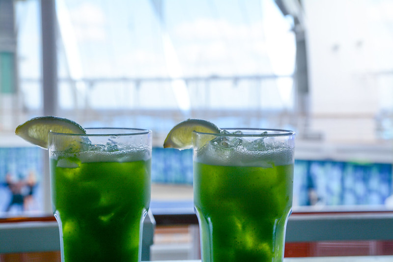 Jalepeno Cucumber Margarita