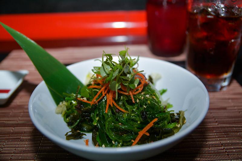 Izumi Seaweed Salad