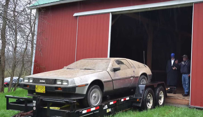 this-delorean-barn-find-finally-sees-the-lights-after-32-years