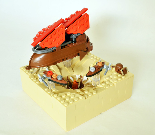 The Sarlacc Pit