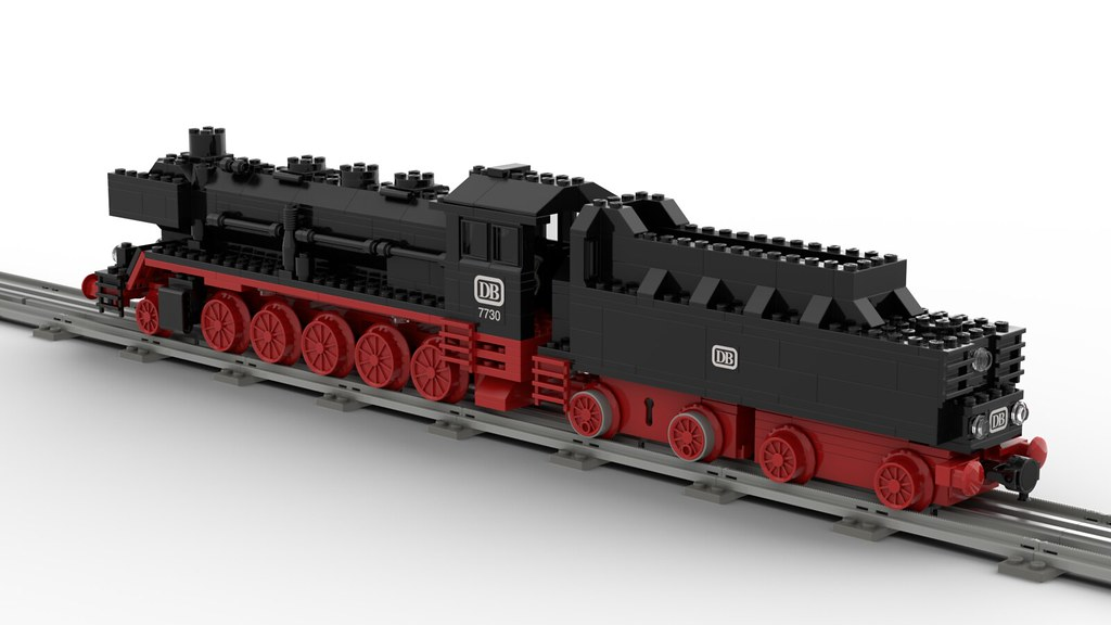 Lego Railway 2 Roof Tiles Old Light Gray