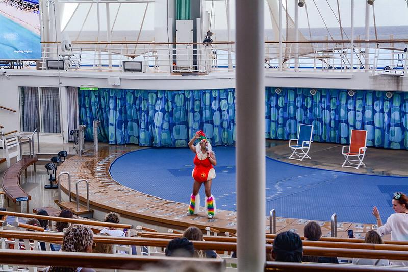 Aqua Theater Practice
