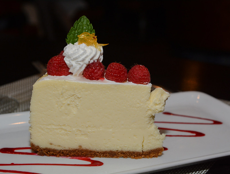 Chops Cheesecake