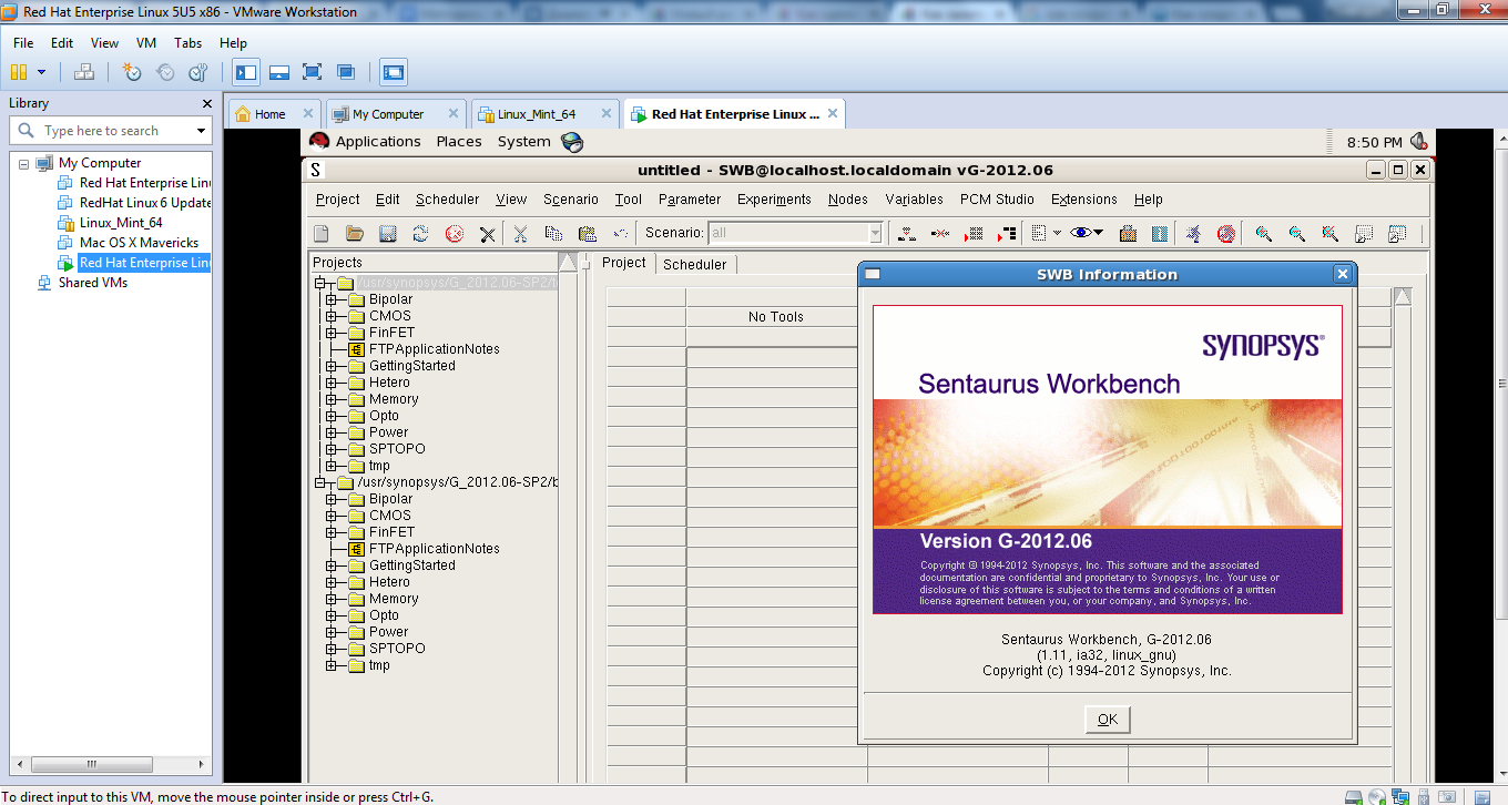 Download Synopsys Sentaurus TCAD G-2012.06 SP2 with Applications Library