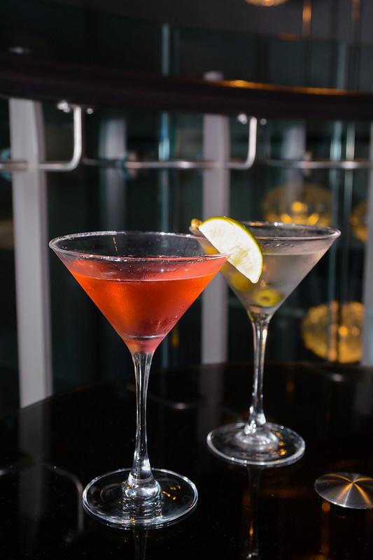 Rising Tides Martinis