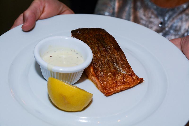 Chops Salmon