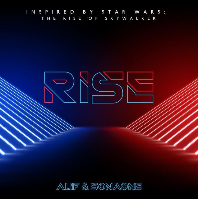 Sonaone &Amp; Alif Lancar Lagu Inspirasi Dari Filem Star Wars The Rise Of Skywalker