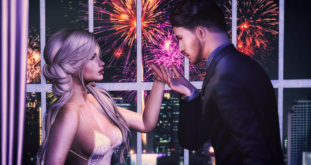 [ clique ] 010120 - Happy New Year Phillip and Kaitlyn **