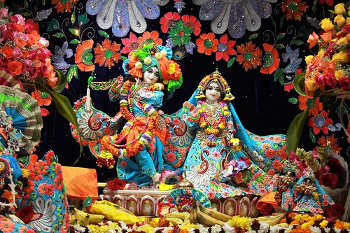 ISKCON Punjabi Bagh Deity Darshan 01 Jan 2020