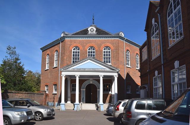 Octagon Chapel