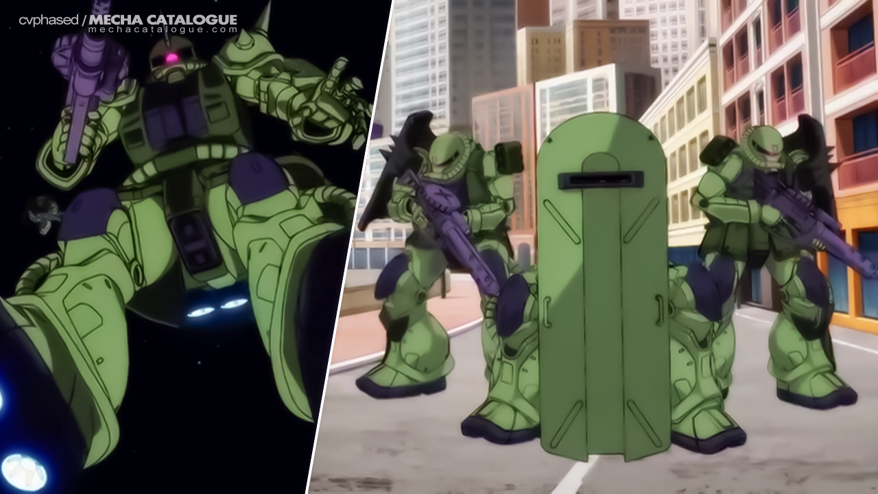 Victorian Era with Mobile Suits: Mobile Suit Gundam G40