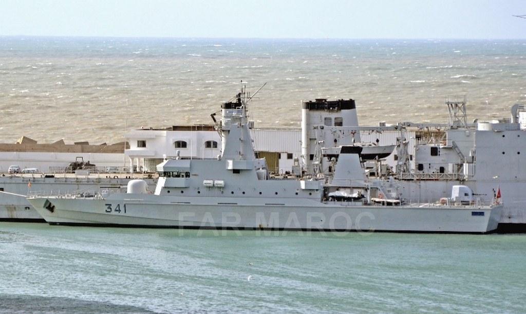 Royal Moroccan Navy OPV-70 / Classe Bir Anzarane - Page 6 49308664433_e890ecf868_b