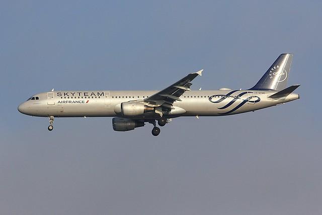 A321 F-GTAE London Heathrow 30.12.19