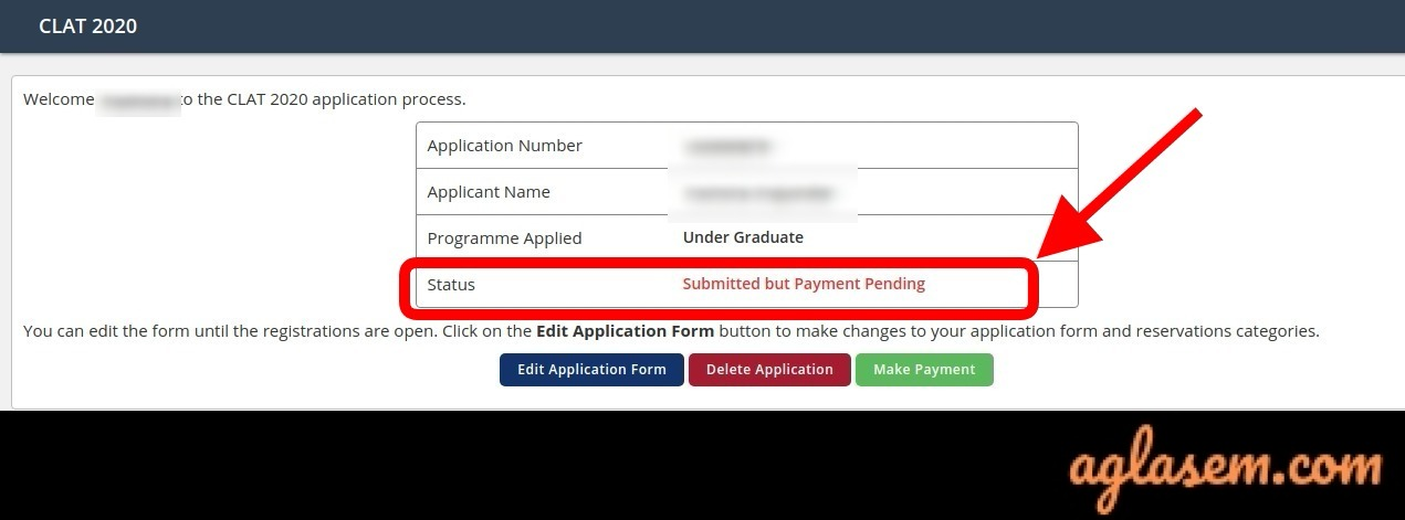 CLAT 2020 Application Form (Last Date Extended) - Apply Online at clatconsortiumofnlu.ac.in