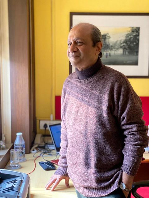 "Delhi's Proust Questionnaire – ""Quiz Master"" Siddhartha Basu, Zamrudpur"