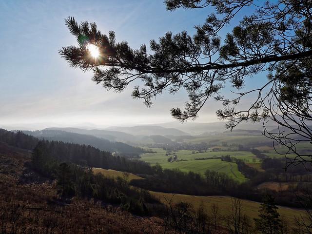 Neujahrsspaziergang Dieteröder Klippen