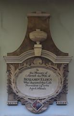 Sarah Elden, 1763