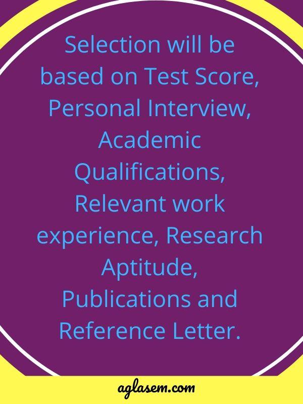 Selection Procedure for IIM Sambalpur PhD Admission 2020