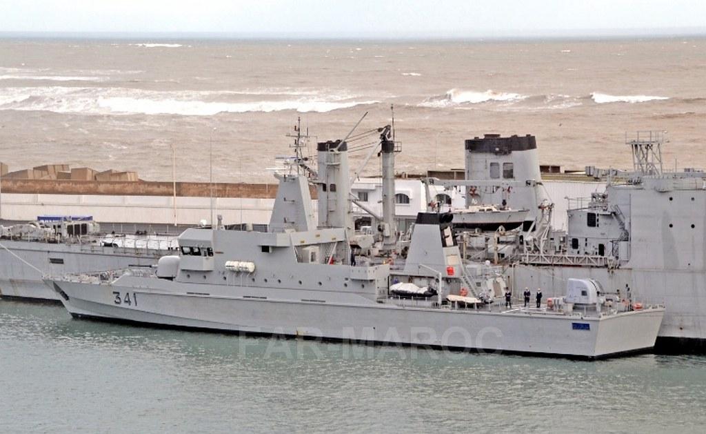 Royal Moroccan Navy OPV-70 / Classe Bir Anzarane - Page 6 49309161811_2b2465e769_b